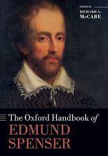 The Oxford Handbook of Edmund Spenser