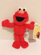 "Sesame Street Elmo 8"" Plush Doll Pal Kids Toddlers Stuffed Animal Toy Gift NWT"
