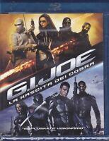 Blu-ray G.I. JOE LA NASCITA DEI COBRA  nuovo sigillato 2010