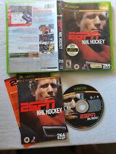 ESPN NHL Hockey Xbox + Tracking Postage