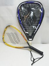 Ektelon Powerring Freak/Powerfan Nitro Racquetball Racquet Lot of 2