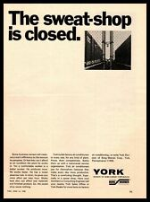 1968 York Borg Wagner Air Conditioning