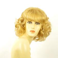 Perruque femme mi-longue blond clair doré VANDA LG26