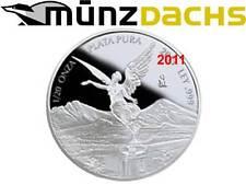 Libertad 1/20 oz .999 fine silver Proof Mexico 2011