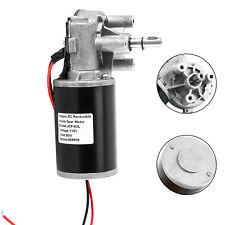 Reversible Electric Gear Motor Dc 110V 80W 60Rpm High Torque Jcf63L Us Ship Yae