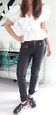 SLY 010 Lederleggins Skinny Gr.40