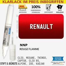 NNP ROUGE FLAMME Lackstift für RENAULT Rot CLIO MEGANE TWINGO CAPTUR RS ALPINE