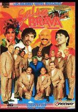 Salsa Brava Classica 70s 80s DVD 75 Music Videos El Gran Combo Celia Cruz Lavoe