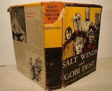 1934 Salt Winds & Gobi Dust-U.S. Marine Corps-USMC-Orient-Haiti-Travel-RARE-1st