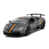 1:36 Scale Lamborghini Murcielago LP670-4 SV Model Car Diecast Toy Vehicle Grey