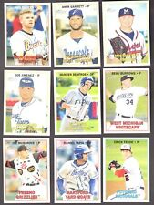 2016 TOPPS HERITAGE MINOR LEAGUE ( PROSPECTS, ROOKIE RC's ) - WHO DO YOU NEED!!