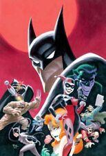 BRUCE TIMM rare DANGEROUS DAMES & DEMONS giclee PAPER Batman cover WB art COA!