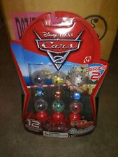 1 Case Lot of 6 New Packages Disney Cars 2 Squinkies Series  2 Wholesale