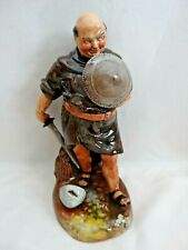 """Royal Doulton Character Figurine- """"Frier Tuck"""" Hn 2143 Copr 1953 Made In England"""