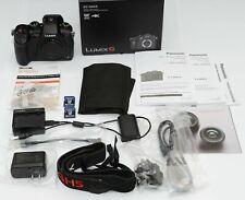 Panasonic Lumix DC-GH5S Mirrorless Micro Four Thirds Digital Camera Body Bundle