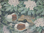 """VINTAGE ERIC BOND WOODEN JIGSAW PUZZLE. """"SECLUDED POOL"""". 417 PIECES. TUNNICLIFFE"""