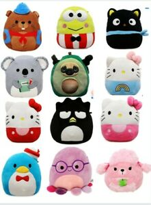 """Squishmallow Plush Doll 8"""" Choose Yours NWT"""