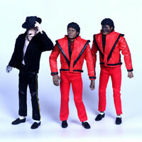 Michael Jackson Garage Model Kits Figure Doll Ornaments Thriller Collection Toys