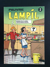 Pauvre Lampil EO Lambil Cauvin 1980 TBE