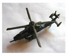 Siku Die Cast Metal Eurocopter Tiger Helicopter Gunship Chopper Military Copter