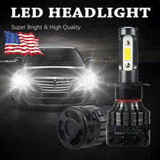 H7 LED Headlight A3 Kit Bulbs High or Low Beam Bulbs 16000LM fit for Mercedes