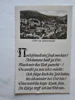 Ansichtskarte Calw im Schwarzwald 50/60er??