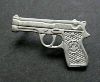 BERRETTA PISTOL GUN LAPEL PIN BADGE APPROX 1 INCH