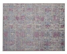 """Hand Knotted Modern Rug 9'8"""" X 7'10"""""""