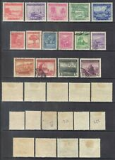 Chile 1936-40 small selection.