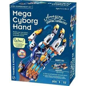 Mega Cyborg Hand STEM Experiment Kit