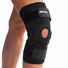 Bionix Neoprene Knee Wrap Support Brace - Black
