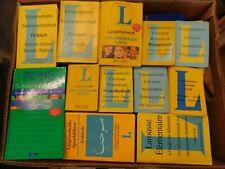 55 Wörterbücher verschiedene Sprachen