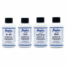 Angelus Brand Acrylic Finishers 4 oz