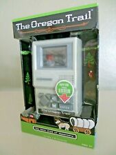 The Oregon Trail Handheld Classic Computer Game Pioneer Dysentery