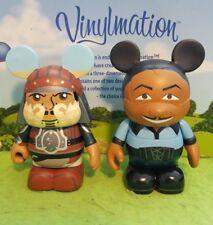 "Disney Vinylmation 3"" Park Set 1 & 3 Lando Calrissian Lot Skiff Guard"