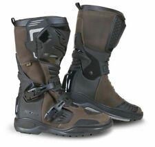 Falco Avantour Evo Brown Mens Waterproof Motorbike Boots