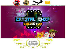 Crystal Chip Collector PC Digital STEAM KEY - Region free