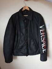 Versace jacket jeans couture