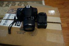 New listing Canon Eos Rebel T6 Dslr Camera 18-55mm Lens shutter 117