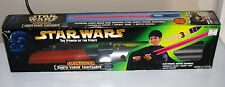 1996 Star Wars Darth Vader Electronic Lightsaber, Power of the Force