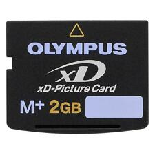 2GB OLYMPUS XD MEMORY CARD TYPE M+ FOR FUJI FINEPIX/OLYMPUS CAMERAS 2 GB