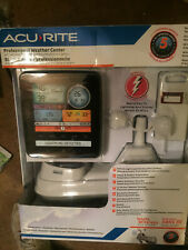 Acu-Rite 5-in-1 Color Weather Station 02080---NEW IN BOX (CABELLA'S)