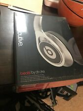 Beats Executive Wired Over-Ear Headphone - Silver
