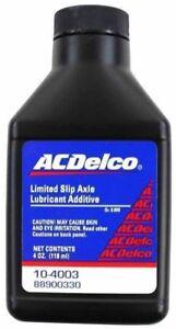GM 88900330 Limited Slip Axle Lubricant Additive 4 US. Fl. Oz. (118ml) Bottle
