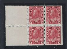 CANADA    SC 109a     MINT    TOP LEFT STAMP HINGED