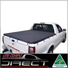 Suits Proton Jumbuck Single Cab Ute (2003 to 2017) Soft Bunji Cord Tonneau Cover