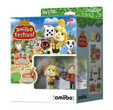 Animal Crossing Amiibo Festival 2 Amiibo 3 Amiibo Cards - Nintendo Wii U