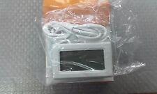 3S NUOVO Termometro digitale incasso con sonda frigorifero serra frigo ambiente