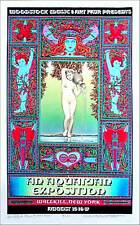 Woodstock Wallkill '69 Poster New Artist Edition Giclee Signed by David Byrd COA