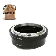 Canon FD mount Lens to Sony E mount adapter NEX-7 5T 6 3N A6500 A7 A7R A5300